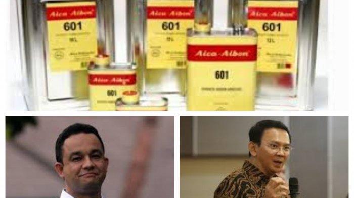 Anggarkan Lem Aibon Rp 82 M, APBD DKI Jakarta Disorot, Kok Publik Bandingkan Anies Baswedan dan Ahok