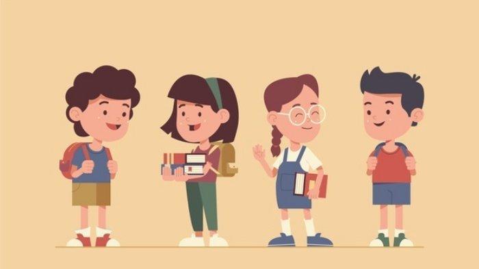 LENGKAP Soal & Jawaban TVRI Kelas 4-6 SD Belajar dari Rumah Jumat 16 Oktober, Menghitung Luas Bangun
