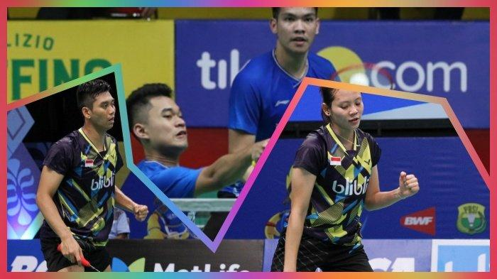 Jadwal Thailand Masters 2020 Selasa 21 Januari 2020 Leo/Daniel & 6 Wakil Indonesia dari Kualifikasi