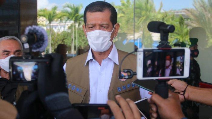 Kepala BNPB Pimpin Rakor Penanganan Covid-19 di Kaltim, Sampaikan 8 Target & Ajak Masyarakat Peduli