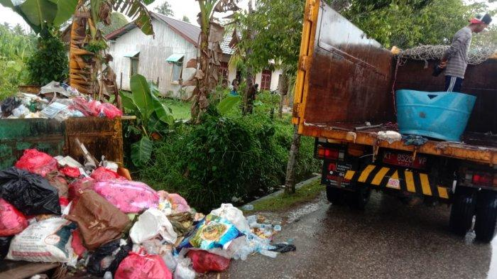 Lebaran Idul Fitri 2021, Volume Sampah di Penajam Paser Utara Meningkat dari Biasanya