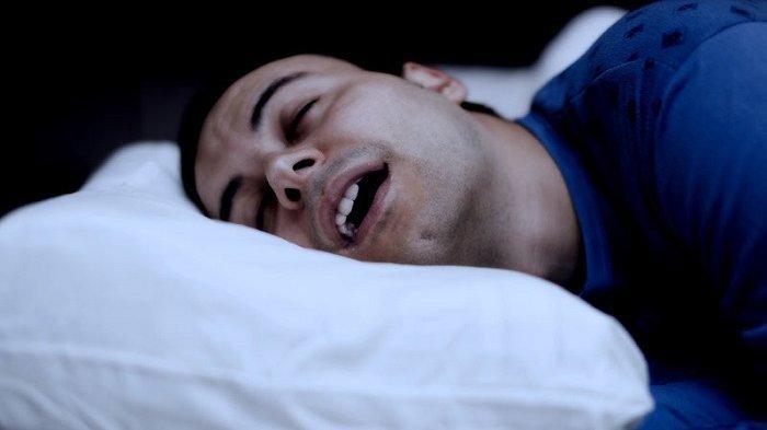 Anda Mengalami Tidur Mangap, Ternyata Inilah Penyebabnya, Salah Satunya Hidung Tersumbat