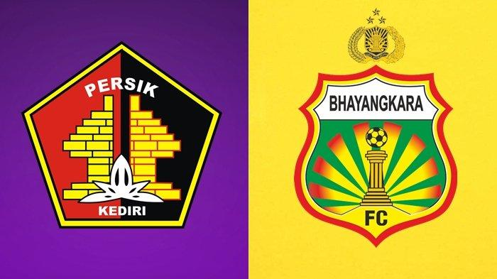 Live Streaming TV Online Persik vs Bhayangkara FC, Liga 1 2020 Tonton via HP di Vidio.com