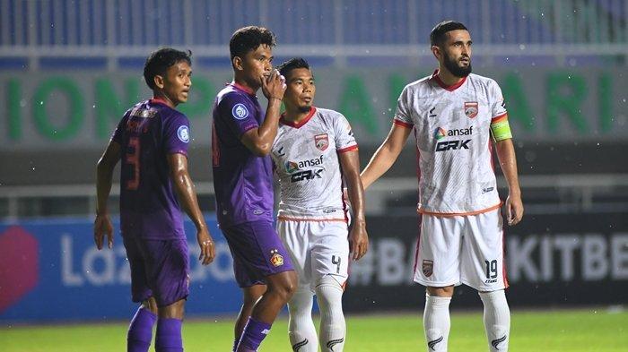 Update Liga 1: Lini Pertahanan Borneo FC Jadi Sorotan Jelang Derby Kalimantan Kontra Barito Putera