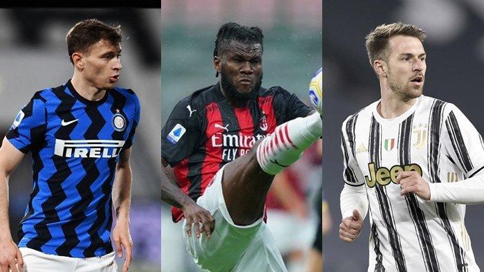 JADWAL Liga Italia Pekan 34: Juventus & AC Milan Say Goodbye Liga Champions Bila Kalah, Inter Milan?