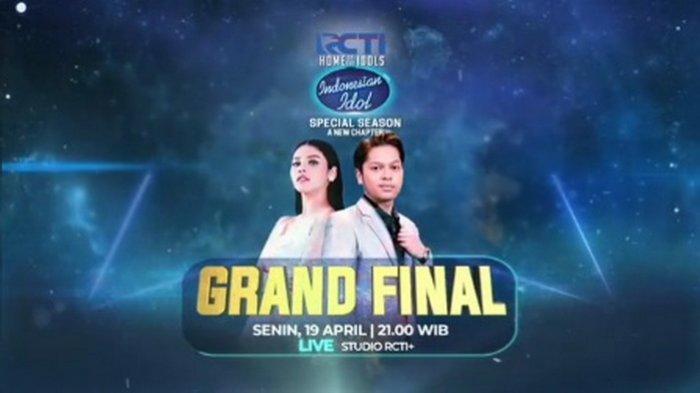 Pemenang Indonesian Idol 2021 Mark atau Rimar? Ini Jam Tayang dan Link Live Streaming RCTI Malam Ini