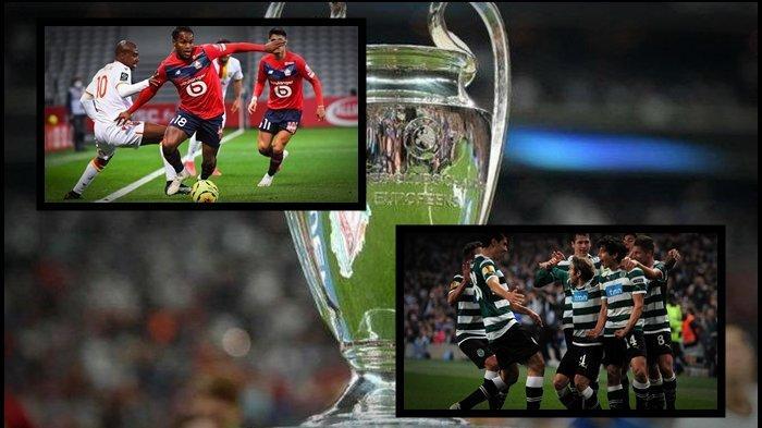 HASIL DRAWING Liga Champions Terbaru, 2 Klub Ini Singkirkan Juventus, PSG & Real Madrid di Pot Utama