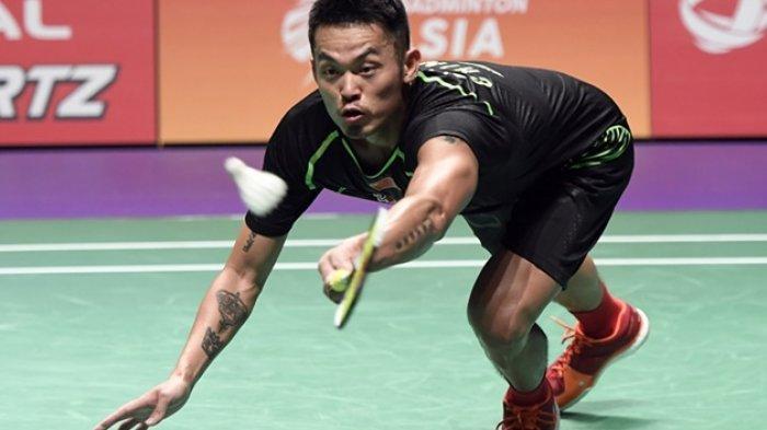 Kejutan Indonesia Open 2019, Lin Dan Tumbang di Babak Kedua