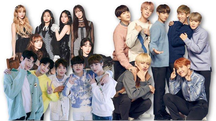 Line Up MBC Gayo Daejejeon 2019 tak Ada BTS, TXT dan GFRIEND, Warganet Sebut Pihak MBC Ngambek