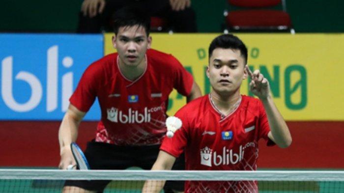 Line Up Pemain Thailand Master 2020, Debut Leo/Daniel Generasi Baru Ganda Putra, Menanti Fitriani