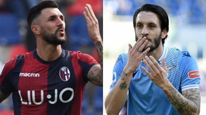 LINK Live Streaming Liga Italia Bologna vs Lazio via beIN Sports, Perang 2 Gelandang Serang
