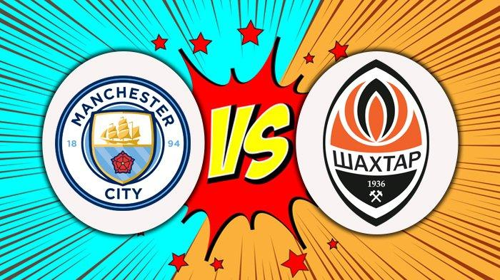 Link Live Streaming Manchester City Vs Shakhtar Donetsk Liga Champions Tv Online Vidio Com Useetv Tribun Kaltim