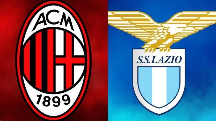 LINK Live Streaming RCTI AC Milan vs Lazio Beserta