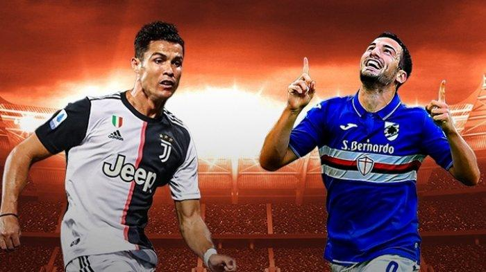 Link Live Streaming Rcti Plus Juventus Vs Sampdoria Liga Italia Serie A Gratis Kick Off 02 45 Wib Tribun Kaltim