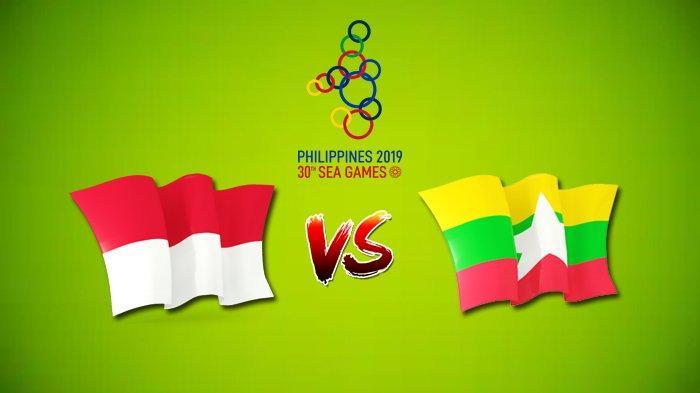 Link Live Streaming RCTI Timnas U23 Indonesia vs Myanmar Semifinal SEA Games 2019, TV Online meTube!
