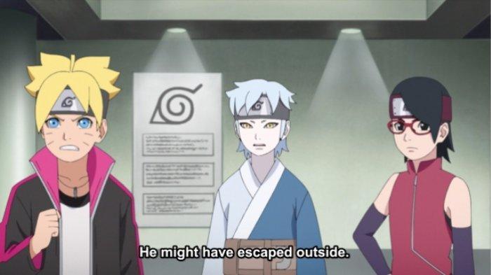 Link Nonton Boruto 192 Sub Indo Anoboy dan Jadwal Tayang Hari Ini, Pertemuan Kawaki dengan Naruto