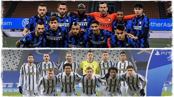Jadwal Semifinal Coppa Italia, Inter Milan vs Juventus, Misi Pribadi Andrea Pirlo, Conte Haus Gelar