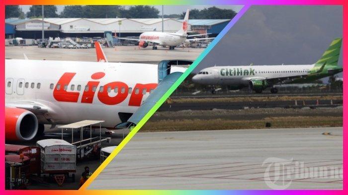 Lion Air Group dan Citilink Adakan Layanan Rapid Test, Syarat dan Ketentuan, Ada yang harus Bayar