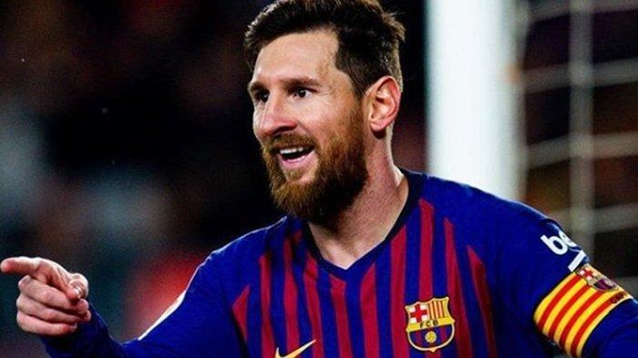 Gerard Pique Bongkar Isi Grup WhatsApp Barcelona, Ternyata Lionel Messi Berselera Humor Tinggi