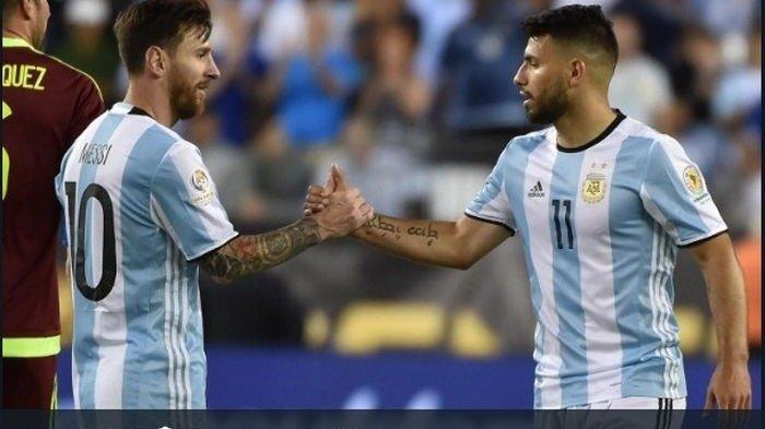 BERLANGSUNG Live Streaming Copa America 2021, Argentina vs Chile, Akses Link Nonton Indosiar