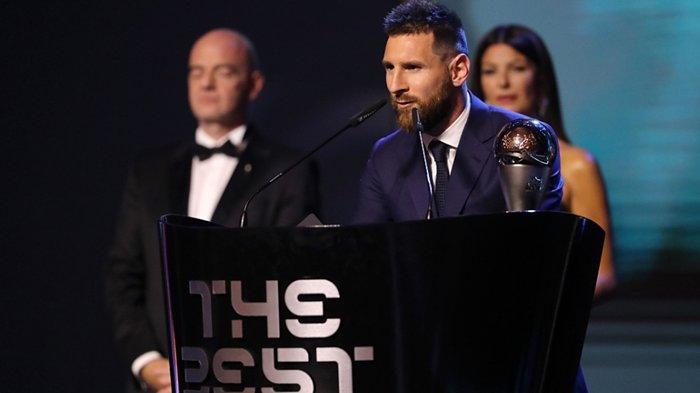 Polemik Rekayasa Lionel Messi Jadi Pemain Terbaik FIFA 2019, Federasi Beri Penjelasan