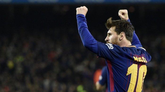 Barcelona Vs Espanyol, Dua Gol Antarkan Barca ke Semifinal Copa del Rey