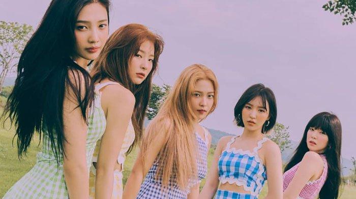 Lirik Umpah Umpah - Red Velvet Lengkap dengan Terjemahan Bahasa Indonesia dan Music Video