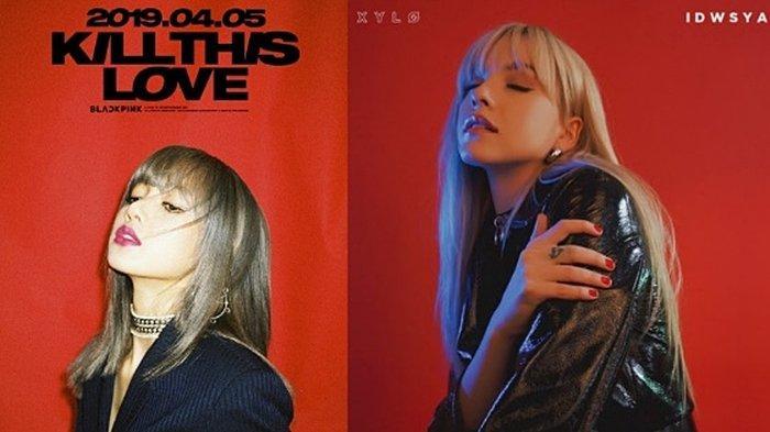 Jelang Comeback, Poster Teaser Lisa BLACKPINK ini Dituduh Plagiat Gaya Penyanyi Asal Amerika Serikat
