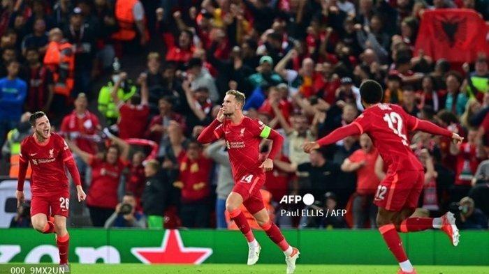 Live Mola TV, Jadwal Liga Inggris Malam Ini: Liverpool vs Crystal Palace, Misi The Reds Gusur MU