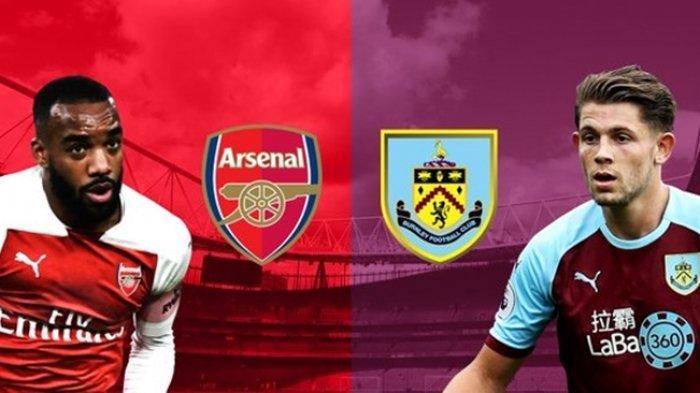 LIVE beIN Sports Liga Inggris Arsenal vs Burnley Malam Ini, Bisa Nonton  Streaming! - Halaman all - Tribun Kaltim