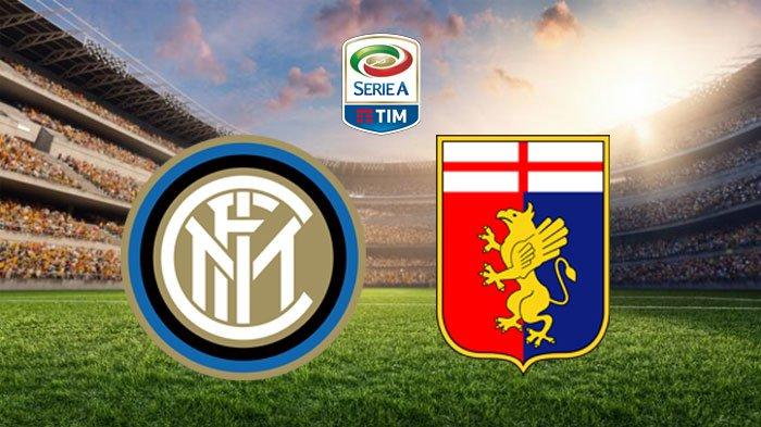 Siaran Langsung Liga Italia Malam Ini, Inter Milan vs Genoa, Link Live Streaming RCTI Plus, Gratis