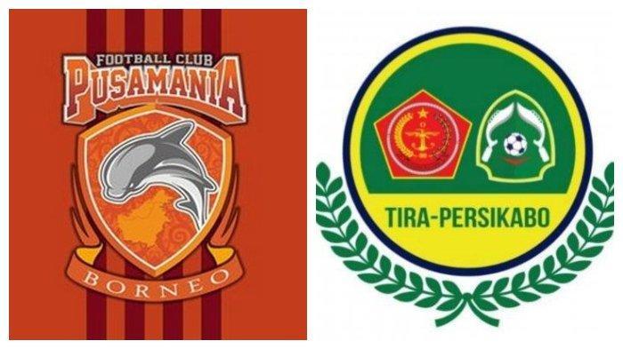 Live Streaming Borneo FC vs Tira Persikabo Siaran Langsung di Indosiar dan Vidio.com