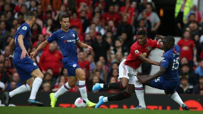 Streaming Liga Inggris, Chelsea vs Manchester United, Solskjaer Malu tak Punya Keberanian