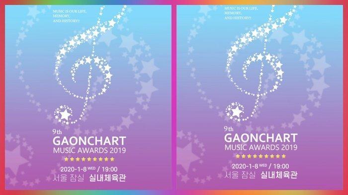 LIVE STREAMING Gaon Chart Music Awards Hari Ini 8 Januari 2020 Host Leeteuk Suju Ada NCT Dream, ITZY