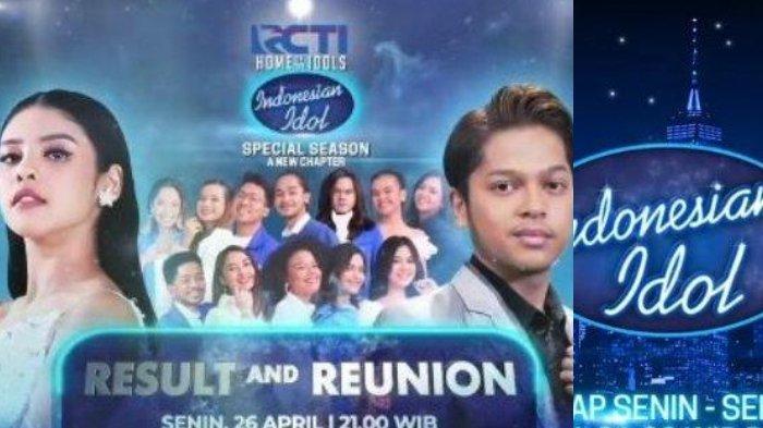 Live Streaming RCTI Grand Final Indonesian Idol, Dhani, Mulan, Maia Satu Panggung, Cari Juara Idol
