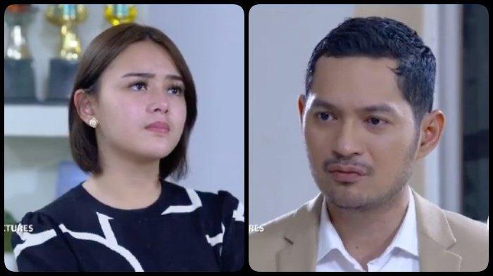 LIVE STREAMING Ikatan Cinta 10 Juni 2021, Nino Desak Andin soal Reyna, Istri Aldebaran Bilang Apa?