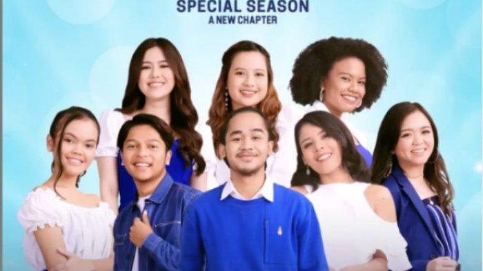 LIVE STREAMING Indonesian Idol Malam Ini, Spektakuler Show 6, Daftar Lagu Top 8, Penampilan aespa