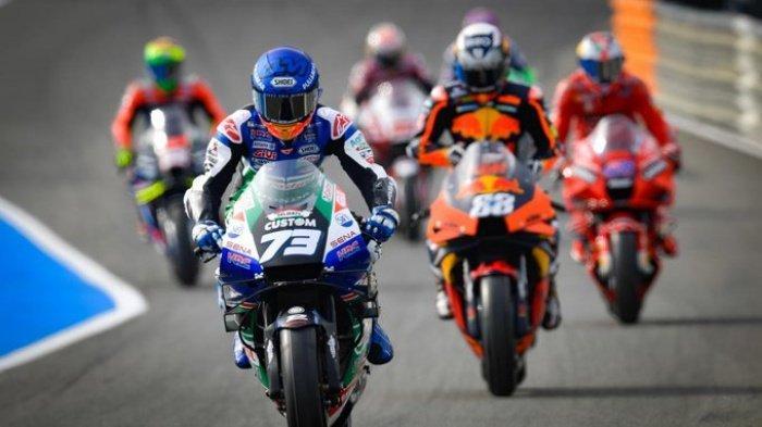LIVE STREAMING Kualifikasi MotoGP 2021 Hari Ini, Siaran Langsung MotoGP Spanyol Trans 7 dan UseeTV