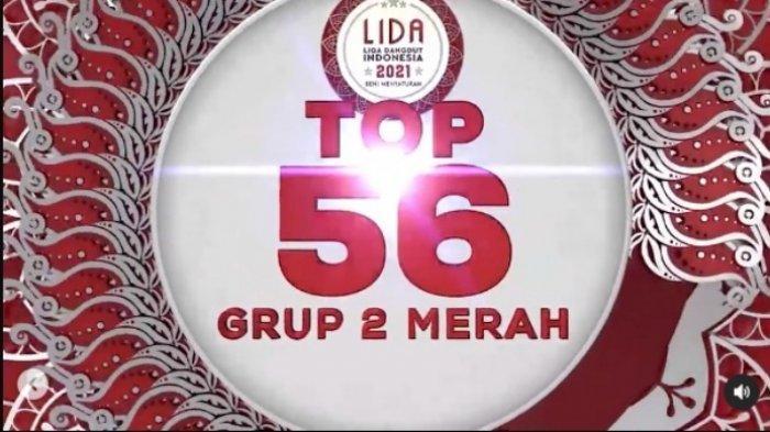 LIVE STREAMING LIDA 2021 Malam Ini, Top 56 Grup 2 Merah, Siapakah Duta yang akan Tersenggol?