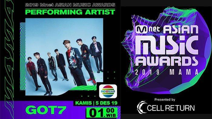 Live Streaming MAMA 2019 di Indosiar 5 Desember Pukul 01.00 WIB Dini Hari, Nonton Lewat Link ini!