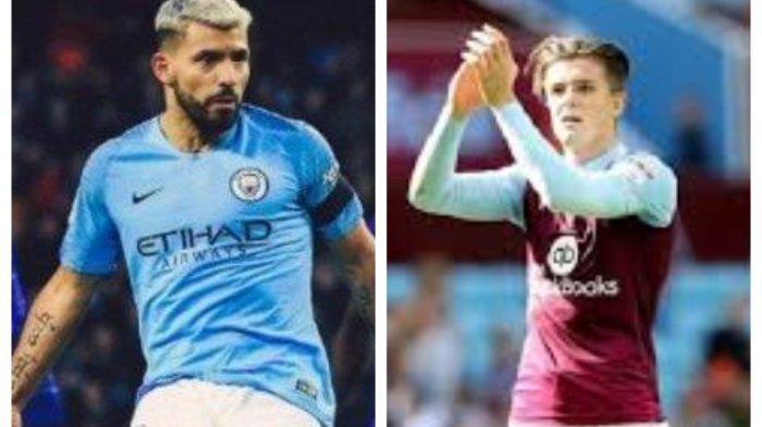 Link Live Streaming TV Online TVRI dan Mola TV Manchester City vs Aston Villa, Pukul 18.30 WIB