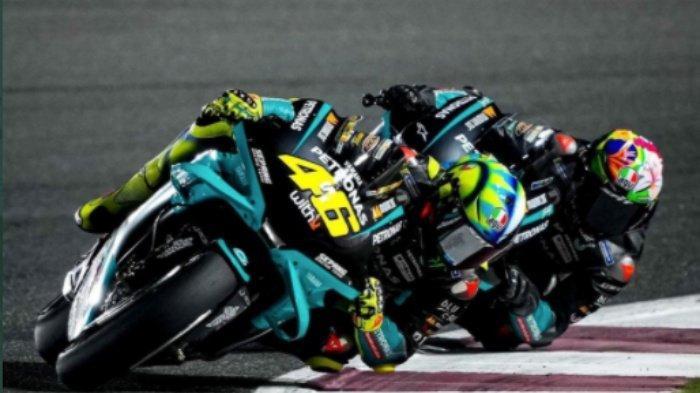 LIVE STREAMING MotoGP Hari Ini, Trans7 UseeTV Fox Sport, Diisukan Gantung Helm, Rossi Sebut Penjilat