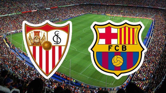 Live Streaming Perempat Final Copa del Rey Sevilla vs Barcelona, Teror Sang Mantan!