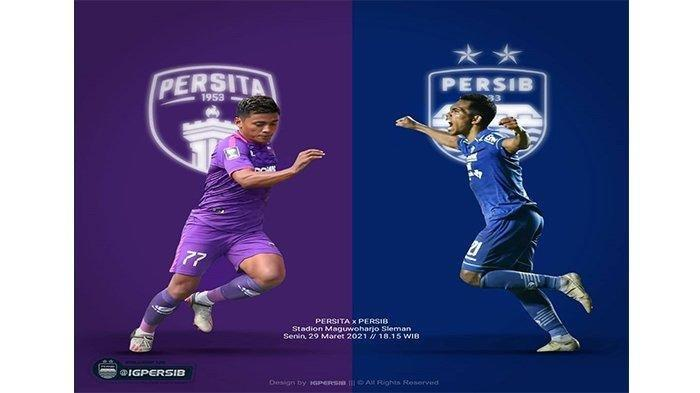 NONTON GRATIS Live Streaming Persib vs Persita, Piala Menpora 2021, Ada Kejutan dari Rene Alberts?