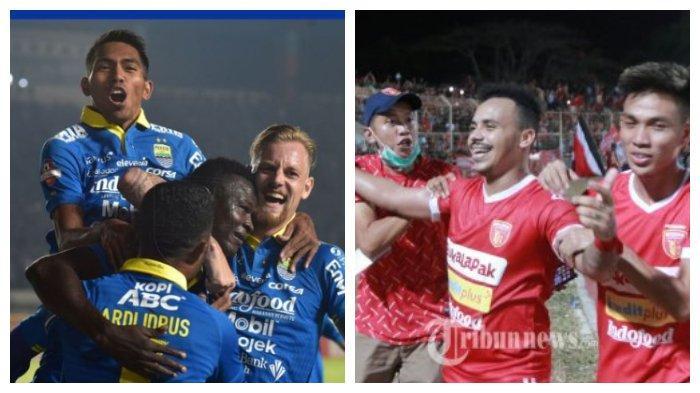 Berlangsung Skor 0-0 Live Streaming Persib vs Badak Lampung Langsung di TV Online dan Indosiar
