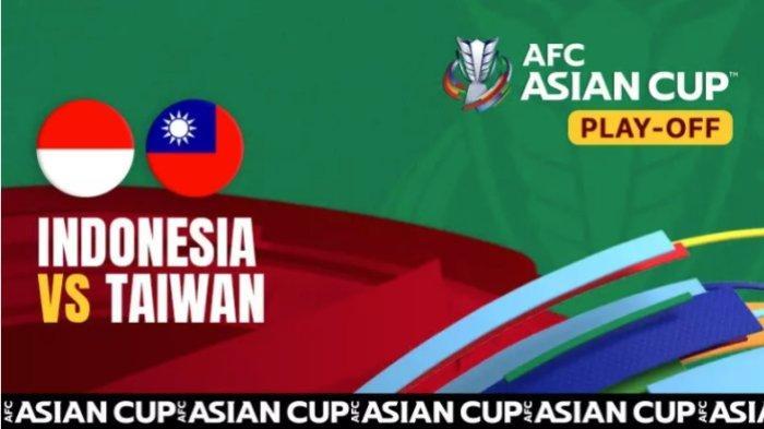LIVE STREAMING Timnas Indonesia vs Taiwan, Kejutan, Shin Tae-yong tak Mainkan Egy Maulana Vikri