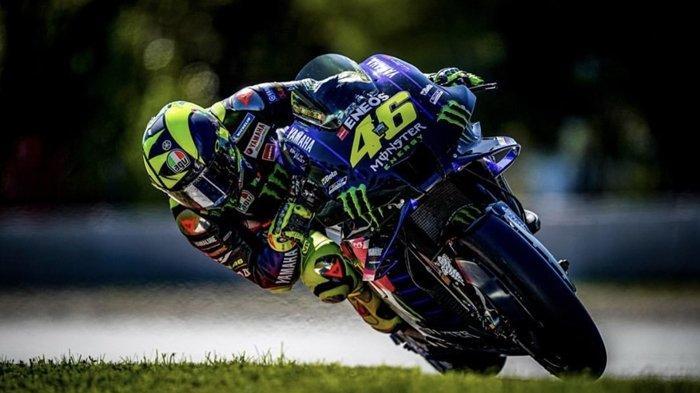 MALAM INI Live Streaming Trans 7 MotoGP Catalunya 2020, Kesempatan Valentino Rossi Terbuka Lebar!