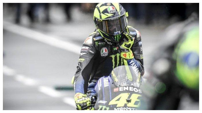 Live Streaming Trans 7 MotoGP Malaysia 2019 Pole Position Valentino Rossi di Posisi Strategis