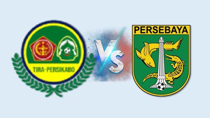 Live Streaming TV Online PS Tira Persikabo vs Persebaya Surabaya di Indosiar, Tonton Lewat HP!