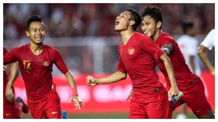 Live Streaming TV Online Timnas Indonesia U23 vs Vietnam Siaran Langsung di RCTI  dan meTube
